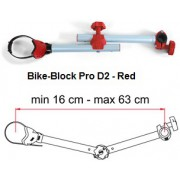 BRAZO ARTICULADO Bike-Block Pro D2 - Red
