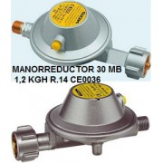 MANORREDUCTOR 30 MB 1,2 KG/H R.1/4 CE0036
