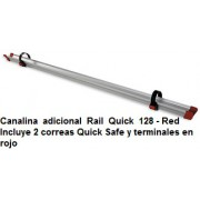 Canalina Rail Quick 128 - Red