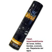 Spray impermeabilizante FABSIL Aerosol 400 ml.