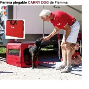 Perrera plegable CARRY DOG de Fiamma