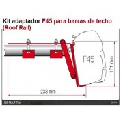 Adaptador F45 kit ROOF RAIL (para barras de techo)