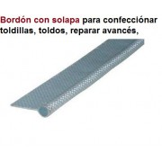 Bordón 7,5mm para confeccionar toldo, toldillas etc.