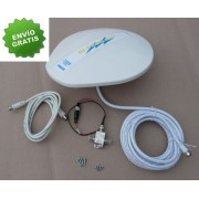 Antena omnidireccional MINI NOMAD  (TDT-HD)