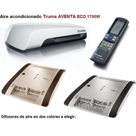 aire acondicionado autocaravana caravana truma aventa eco 1700w. Black Bedroom Furniture Sets. Home Design Ideas