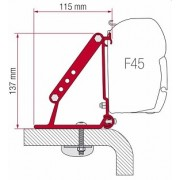 Soportes F45s  KIT ROOF ADAPTER